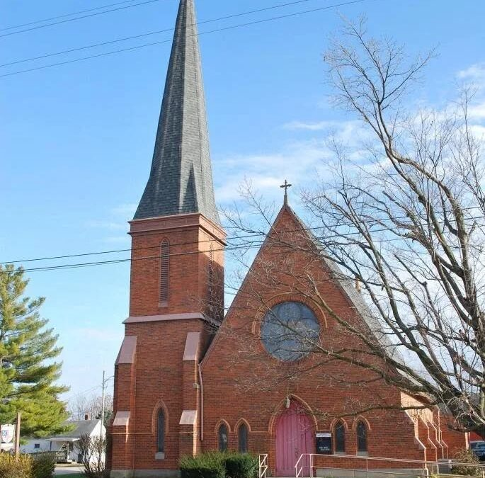 A Little History of the Parish Architecture and Appointments